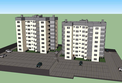 apartamento residencial à venda, floresta, dois irmãos. - ap1483