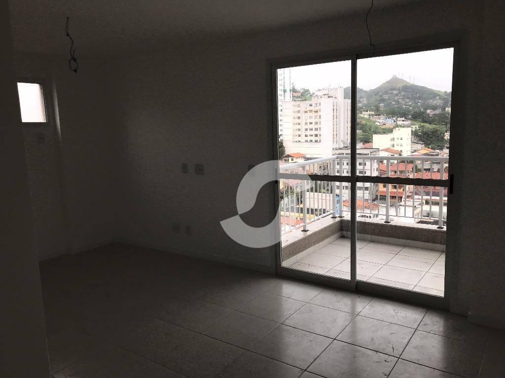 apartamento residencial à venda, fonseca, niterói. - ap0999