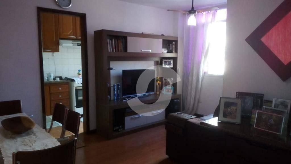 apartamento residencial à venda, fonseca, niterói. - ap6702