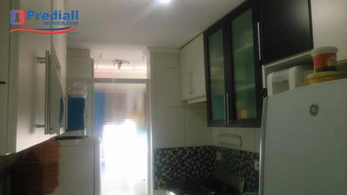 apartamento residencial à venda, freguesia do ó, são paulo. - ap0342