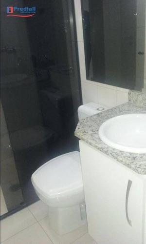 apartamento residencial à venda, freguesia do ó, são paulo. - ap0547