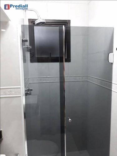 apartamento residencial à venda, freguesia do ó, são paulo. - ap0674