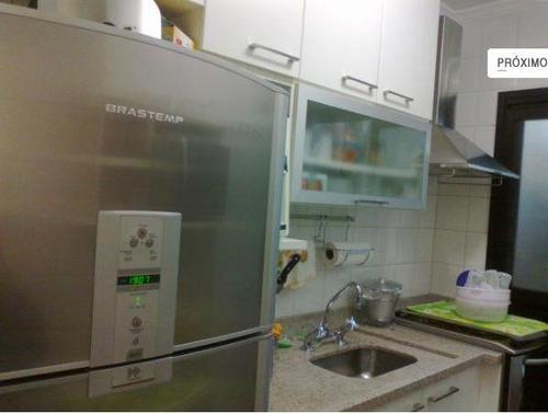 apartamento residencial à venda, freguesia do ó, são paulo - ap0875. - ap0875