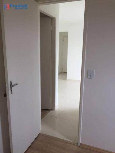 apartamento residencial à venda, freguesia do ó, são paulo. - ap0919