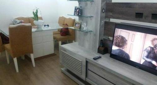 apartamento residencial à venda, freguesia do ó, são paulo. - ap2006