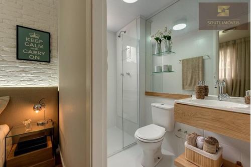 apartamento residencial à venda, freguesia do ó, são paulo. - codigo: ap2098 - ap2098