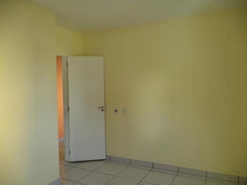 apartamento residencial à venda, gleba califórnia, piracicaba. - ap0359