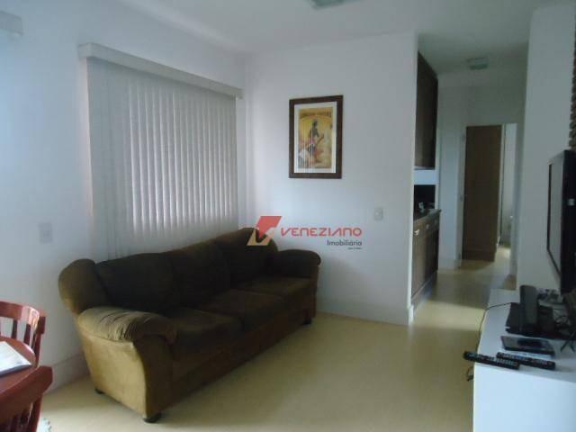 apartamento residencial à venda, gleba califórnia, piracicaba. - ap0541