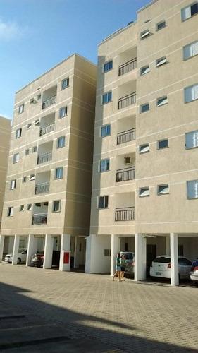 apartamento residencial à venda, gleba califórnia, piracicaba. - ap0983