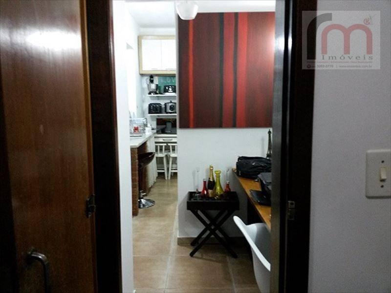 apartamento residencial à venda, gonzaga, santos - ap0518. - ap0518