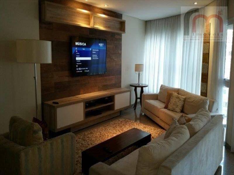 apartamento residencial à venda, gonzaga, santos - ap0641. - ap0641