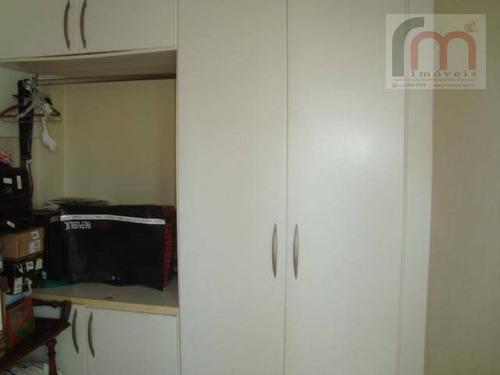 apartamento residencial à venda, gonzaga, santos - ap1844. - ap1844