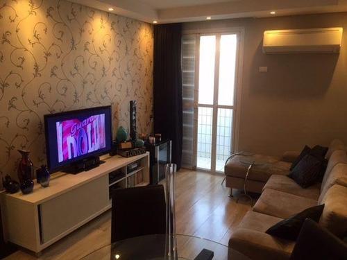 apartamento residencial à venda, gonzaga, santos. - codigo: ap0283 - ap0283