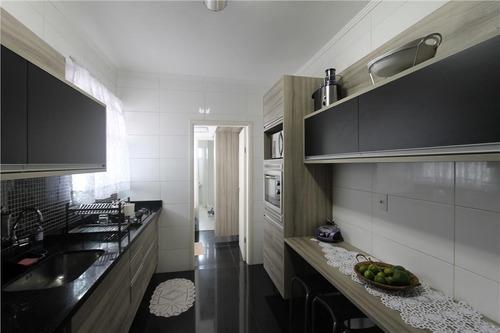 apartamento residencial à venda, gonzaga, santos. - codigo: ap0408 - ap0408