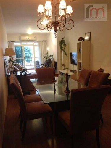apartamento residencial à venda, gonzaga, santos. - codigo: ap2029 - ap2029