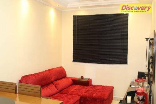 apartamento  residencial à venda, gopoúva, guarulhos. - ap0385