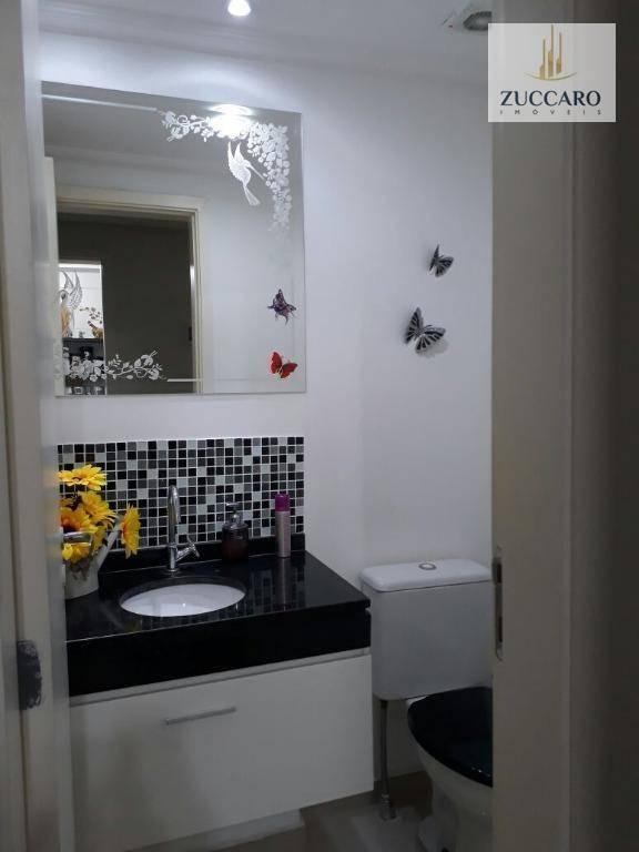 apartamento residencial à venda, gopoúva, guarulhos. - ap11084