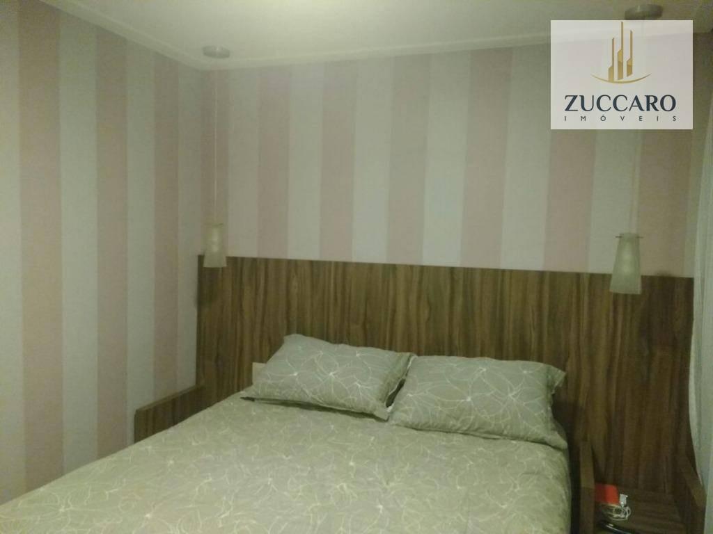 apartamento residencial à venda, gopoúva, guarulhos. - ap11757