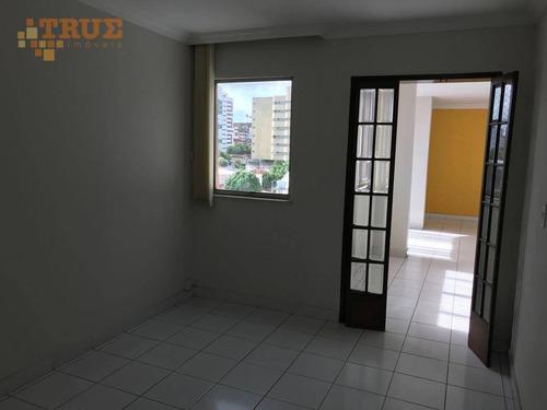 apartamento residencial à venda, graças, recife. - ap2406