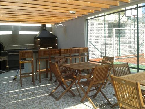 apartamento residencial à venda, granja julieta, são paulo. - ap2646