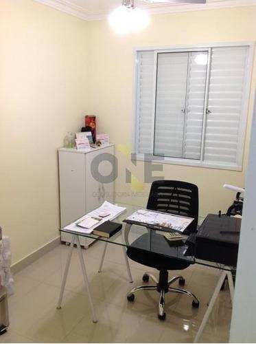 apartamento residencial à venda, granja viana, cotia - ap0213