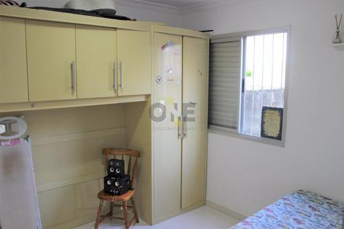 apartamento residencial à venda, granja viana ii, cotia. - ap0402