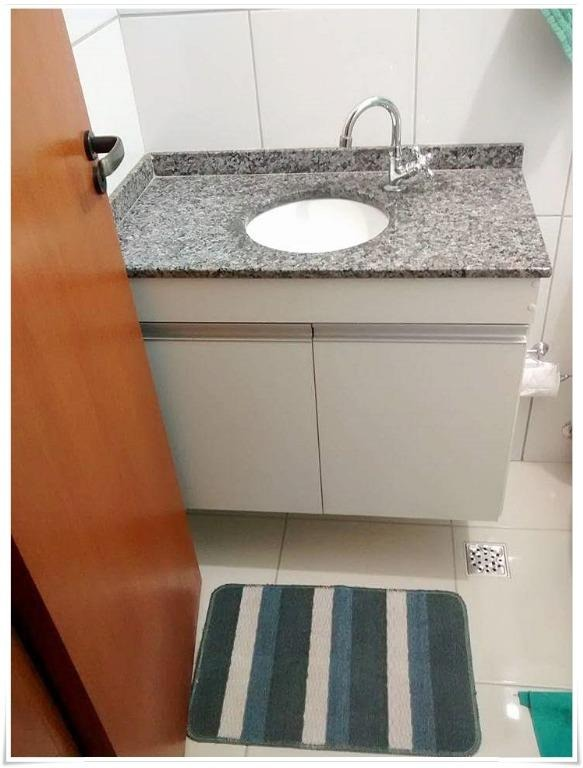 apartamento residencial à venda, green village, nova odessa. - codigo: ap0231 - ap0231