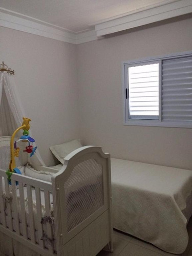apartamento residencial à venda, green village, nova odessa. - codigo: ap0247 - ap0247