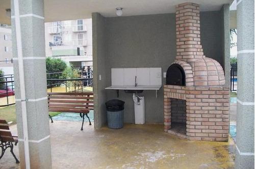 apartamento residencial à venda, guaianazes, são paulo. - ap8332