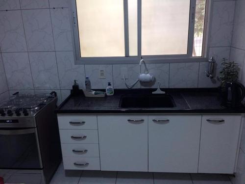 apartamento residencial à venda, guarapiranga, são paulo. - ap3068