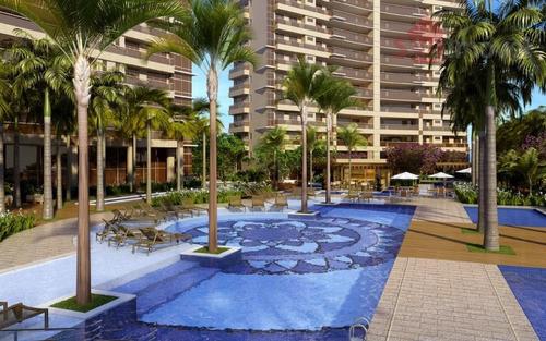 apartamento  residencial à venda, guararapes, fortaleza. - ap0073