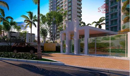 apartamento  residencial à venda, guararapes, fortaleza. - ap0301