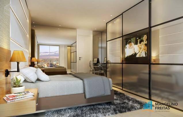 apartamento residencial à venda, guararapes, fortaleza - ap2126. - ap2126