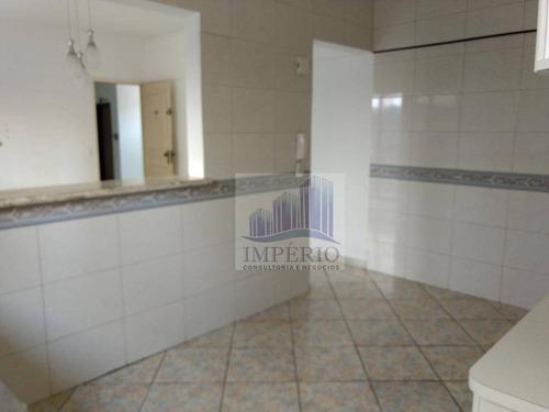 apartamento residencial à venda, guilhermina, praia grande. - ap0114