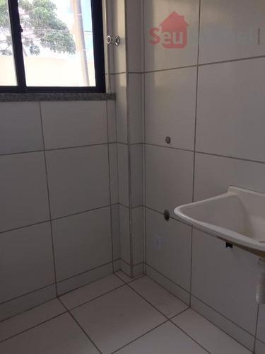 apartamento  residencial à venda, henrique jorge, fortaleza. - ap0670
