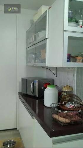apartamento  residencial à venda, higienópolis, ribeirão preto. - ap0555