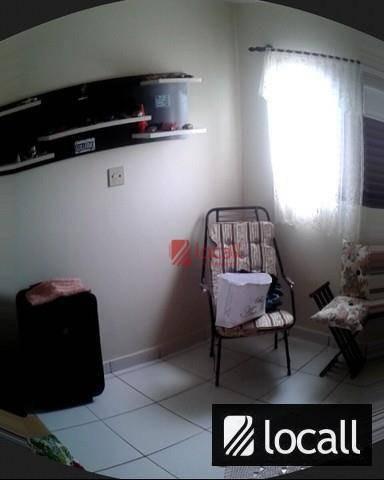 apartamento residencial à venda, higienópolis, são josé do rio preto. - ap0047