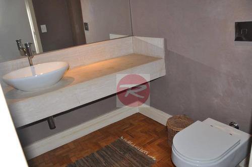 apartamento residencial à venda, higienópolis, são paulo. - ap0171