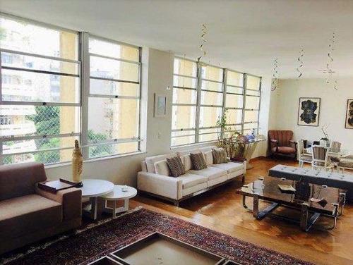 apartamento residencial à venda, higienópolis, são paulo. - ap1715