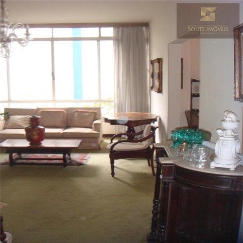 apartamento residencial à venda, higienópolis, são paulo. - codigo: ap1047 - ap1047