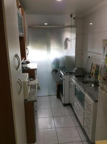apartamento residencial à venda, horto florestal, são paulo - ap0793. - ap0793