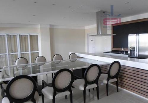 apartamento residencial à venda, horto florestal, são paulo. - ap1052