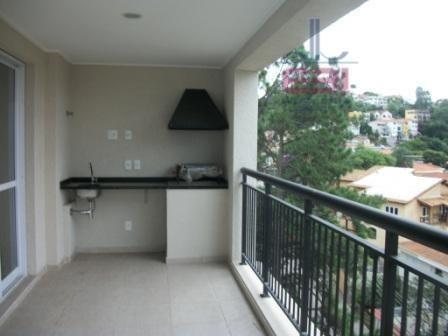 apartamento residencial à venda, horto florestal, são paulo. - ap1071