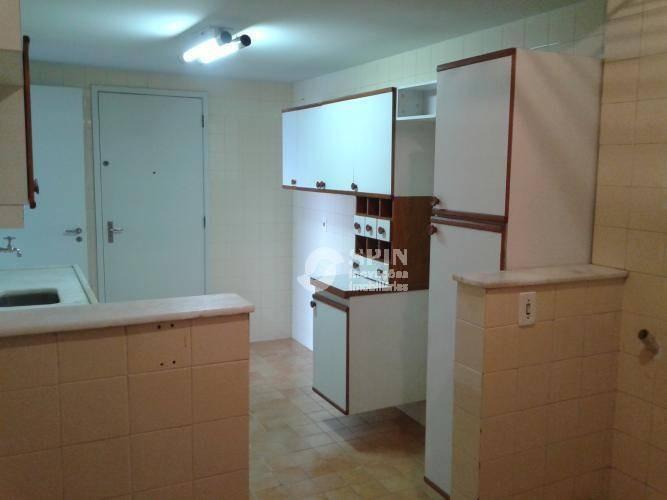 apartamento residencial à venda, icaraí, niterói. - ap0264