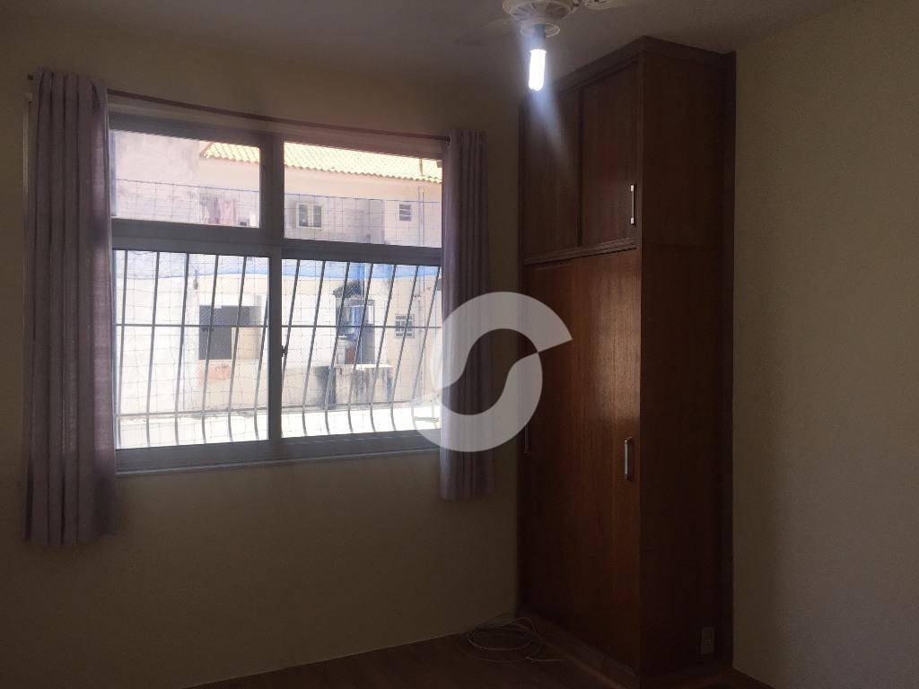 apartamento residencial à venda, icaraí, niterói. - ap0883