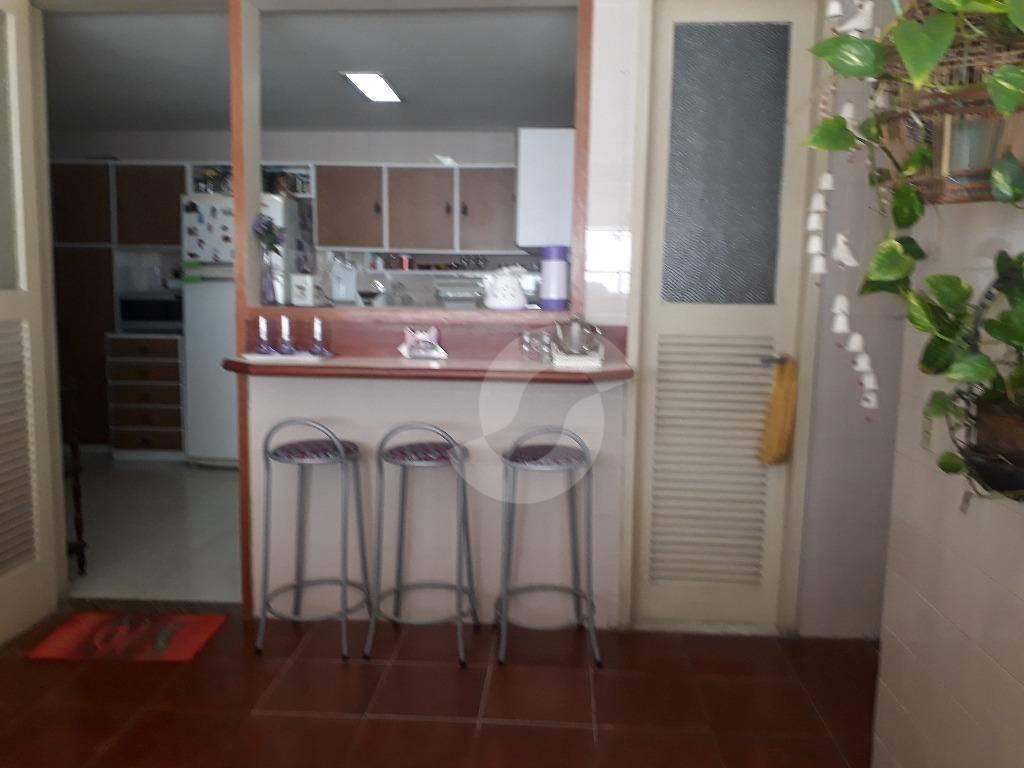 apartamento residencial à venda, icaraí, niterói. - ap1059