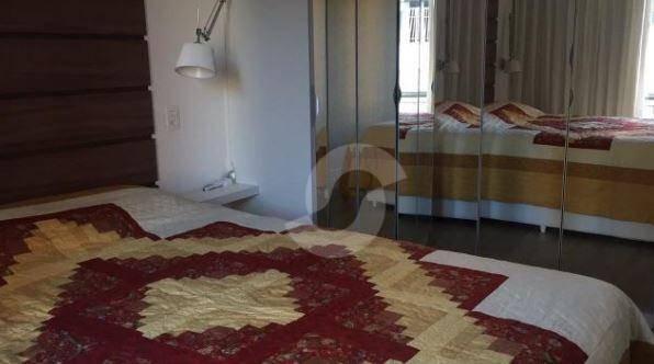 apartamento residencial à venda, icaraí, niterói. - ap1277