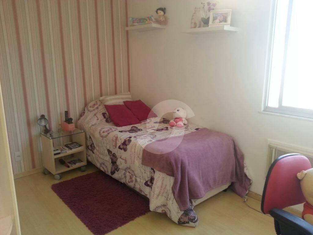 apartamento residencial à venda, icaraí, niterói. - ap3008