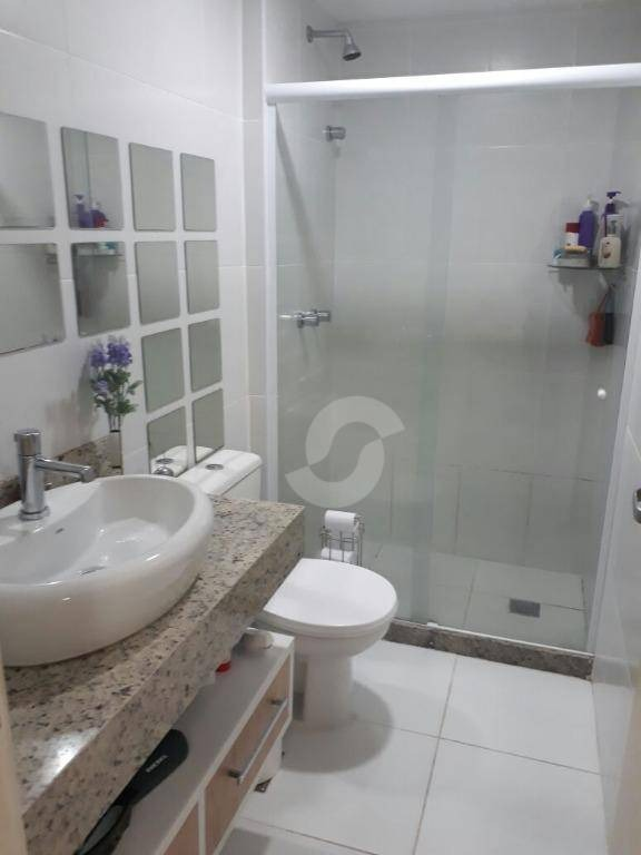 apartamento residencial à venda, icaraí, niterói. - ap3084