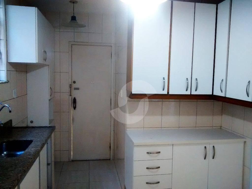 apartamento residencial à venda, icaraí, niterói. - ap3384